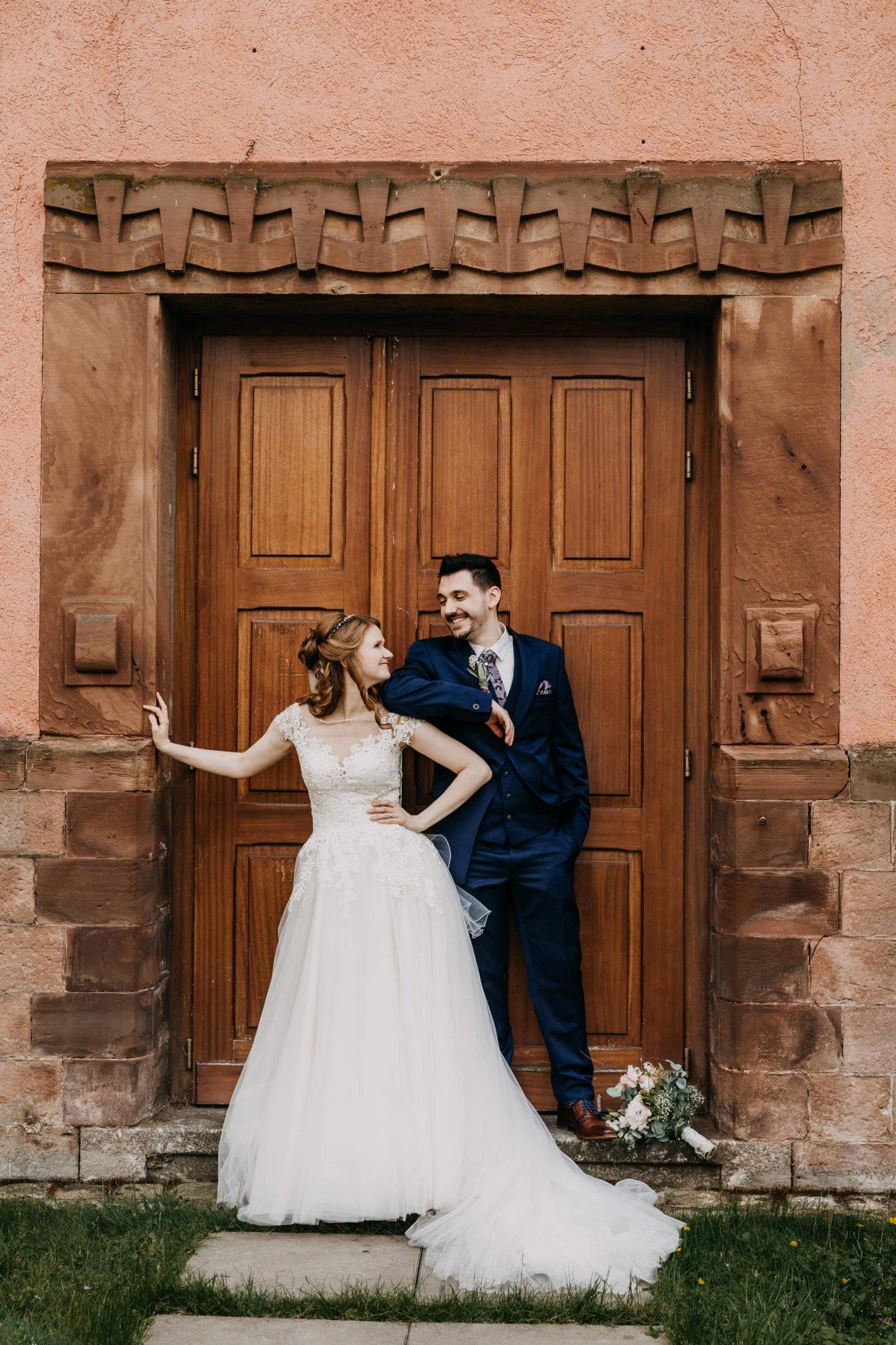 Hochzeitsshooting in Achern.