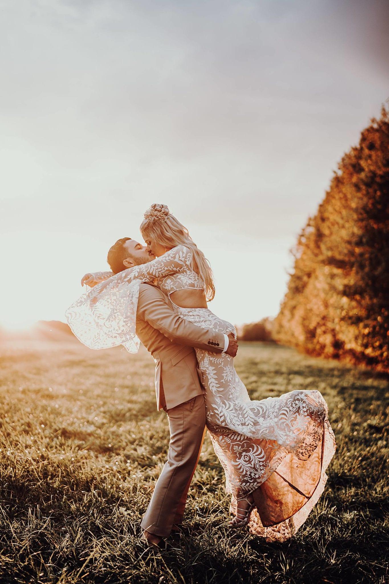 Hochzeitsfotograf bei Hochzeit im Molino