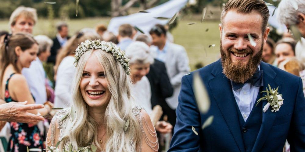 Hochzeitsfotograf bei Hochzeit im Henslerhof